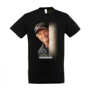 """T-Shirt """"Mein Name ist Somebody"""" -  Motiv: Gesicht - Größe 3XL"""