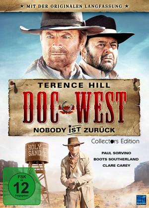 Doc West - Nobody ist zurück [DVD]
