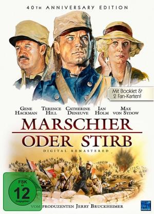 Marschier oder Stirb [DVD]