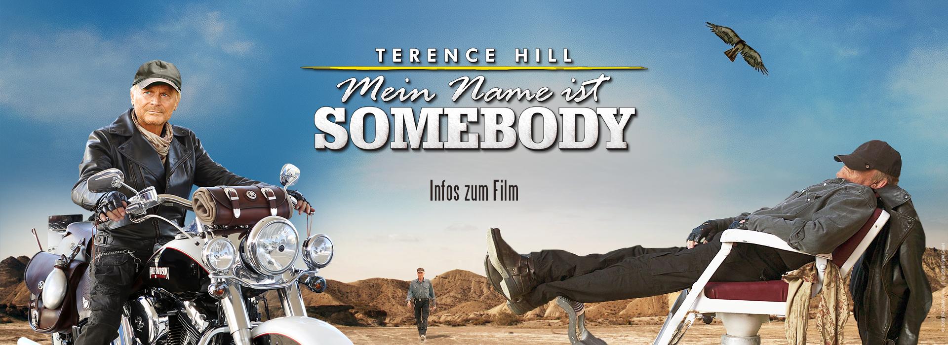 Terence Hill Merchandise III