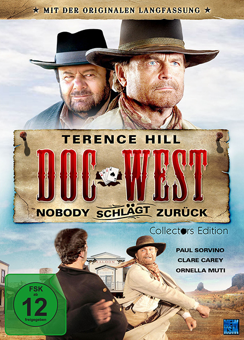 Doc West - Nobody schlägt zurück - Collector's Edition [DVD]